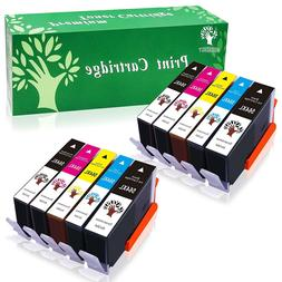 GREENSKY 10 Packs Compatible Ink cartridges 564 564XL PhotoS