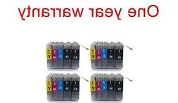 10black&color Ink toner cartridge for brother MFC-J6710DW In