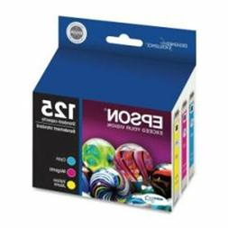 Epson 125 T125520 Original Standard-Capacity Colour Ink Cart