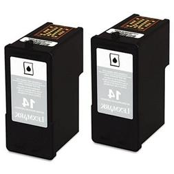 Lexmark 14  Black OEM Genuine Inkjet/Ink Cartridge  - Retail