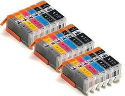 Blake Printing Supply 18 Pack Compatible Ink Cartridges for