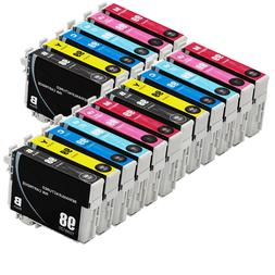 18x Remanufactured Ink Cartridge for 98 99 fit Epson Artisan