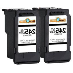 2 PACK PG245 XL Black Ink Cartridges for Canon PIXMA MG2920