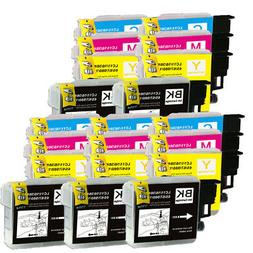20 PK Printer Ink Cartridges use for Brother LC61 MFC J415W