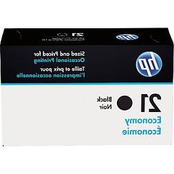HP 21 Economy Black Ink Cartridge  for HP 3180 Fax HP Deskje