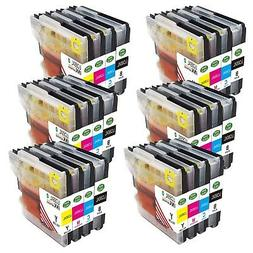 24 Compatible New LC61 Ink Cartridges for brother MFC-J270w