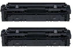 2Black ink toner cartridge O46 046H for Canon Imageclass MF7
