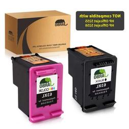 JARBO 63xl Remanufactured for HP 63XL ink cartridges High Yi