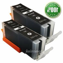 2x PGI-270XL PGI270 XL Black Ink Cartridge For Canon PIXMA T