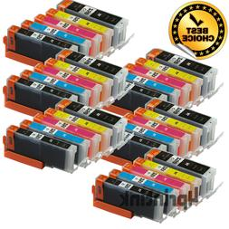 30 ink cartridges for canon pixma pgi