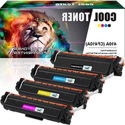 4 Pack Remanufactured Replacement Laser Toner Cartridge for