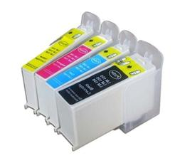 4 Brand new Compatible 100XL Printer Ink Cartridge for LEXMA