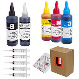 Generic 4 Color Ink for HP
