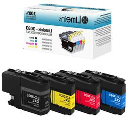 4 LC3033 Compatible Ink Cartridges For Brother MFC-J995DW MF