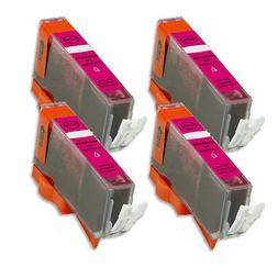 4 MAGENTA Ink Cartridge for Canon Printer CLI-226M MG6220 MG