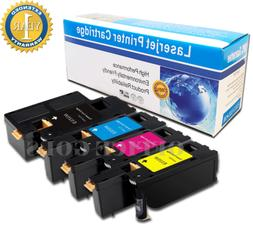 4 Pk E525W Toner Cartridges H3M8P VR3NV WN8M9 MWR7R Ink for