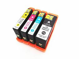 4-Pk/Pack Serie 31 32 33 34 High Yield Set Ink Cartridges Fo