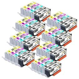 40pk PGI-250XL CLI-251XL Ink Cartridges for Canon PIXMA iP72