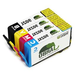 4-Pack JARBO 902xl Remanufactured for HP 902 Ink Cartridges
