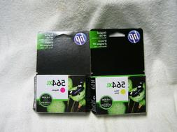 HP 564XL Printer Ink Cartridges Combo Pack of Magenta, and