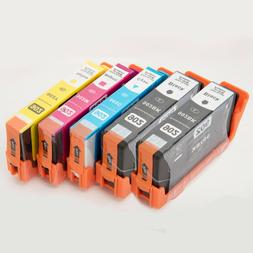 5pack HP 902 902XL Black and Color ink Cartridges for HP Off