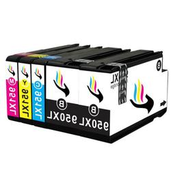 5pk Ink Cartridges Compatible For HP 950XL 951XL Office Pro
