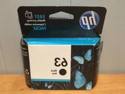63 F6U62AN Black Original Ink Cartridge HEWF6U62AN