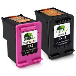 JARBO 63XL Ink Cartridges Replacement for HP Envy 4520 4516