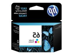 HP 65 Tri-colour Original Ink Cartridge  - OFFICE PRODUCT -