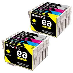 Uniwork Remanufacture Ink Cartridge Replacement for Epson 69