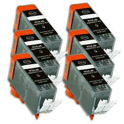6p black quality ink cartridge for canon