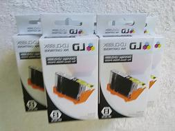 8 LD PRODUCTS, CANON COMPATIBLE CL18M BLACK INK CARTRIDGE. N