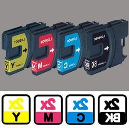 Axiom  8 Printer Ink Cartridges for BROTHER MFC-J270W MFC-J4