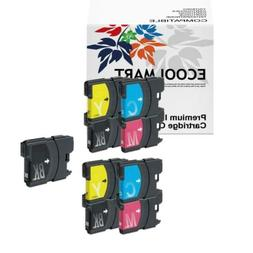 9 NEW Color LC61 Ink Cartridges for brother printer LC61 LC6