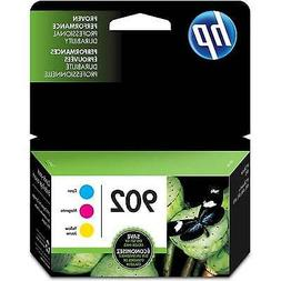 HP 902 3-pack Cyan/Magenta/Yellow Original Ink Cartridges -