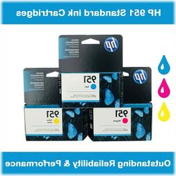 HP 951 Standard Ink Cartridges , Retail Box, EXPIRE 2020