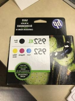 HP 952/952XL  Black/Tri-Color Ink Cartridges