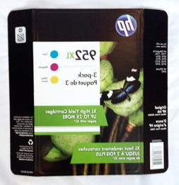 HP 952XL 3 Pack High Yield Color Ink Cartridges For OfficeJe