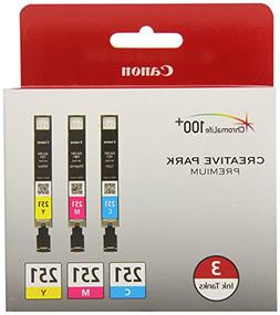 Canon CLI-251 CYAN,MAGENTA,YELLOW Ink, Compatible to MX922,M