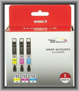Canon CLI-251XL 3-Ink Value Pack, Compatible for MX922,iP872