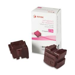 Genuine Xerox Magenta Solid Ink Sticks for the ColorQube 857
