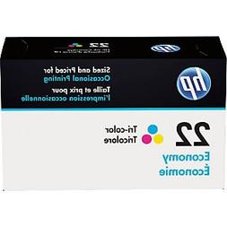 Hp - 22 Ink Cartridge - Tri-color