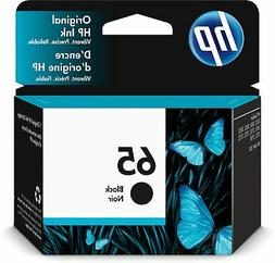 Hp - 65 Ink Cartridge - Black