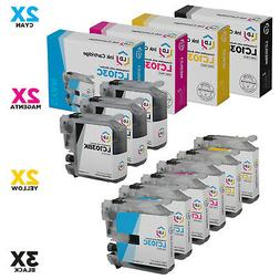 LD Compatible Ink Cartridge Replacement for Brother LC103 Hi