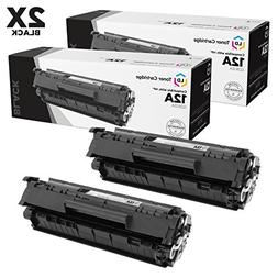 LD Compatible Toner Cartridge Replacements for HP 12A Q2612A