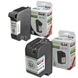 LD Remanufactured Ink Cartridge Replacements for HP 45 & HP