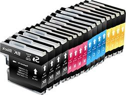 Sherman Inks and Toner Cartridges 16 Pack Brother LC71 LC 71