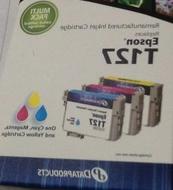 ataproducts Epson T127 Remanufactured Ink Cartridges Multi P