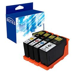 ESTON Compatible Ink Cartridge Replacement for Lexmark 100XL