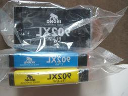 Brand New! IKONG 902XL Three Pack Combo Printer Ink Cartridg